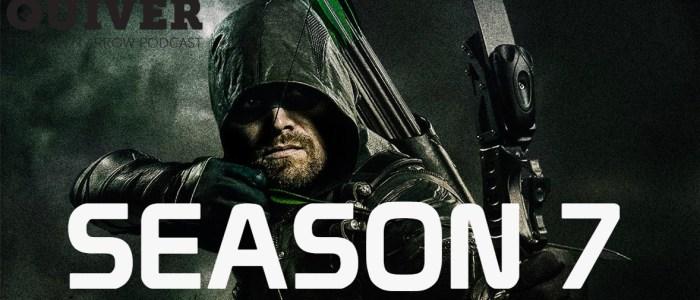 Arrow Officially Renewed For Season Seven