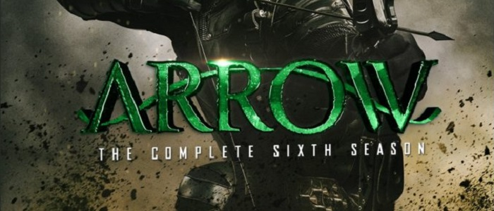 Arrow The Complete Sixth Season Blu-Ray Details