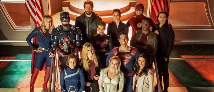 First Promo Images From Crisis On Infinite Earths