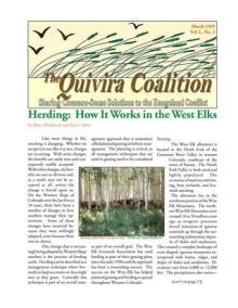 Quivira Newsletter #7