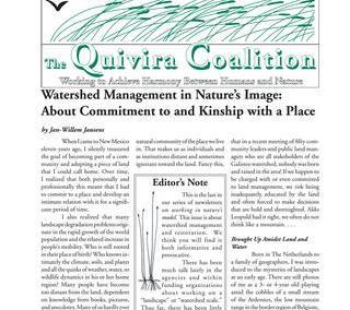 Quivira Newsletter #24