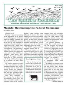 Quivira Newsletter #28