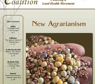 Resilience, Issue 34 – New Agrarianism