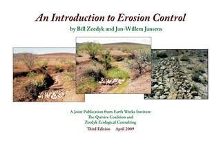 An Introduction to Erosion Control
