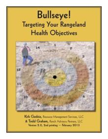 Bullseye! Targeting Your Rangeland Health Objectives