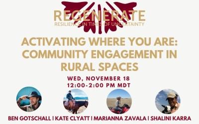 2020 Regenerate Plenary 6 Conversation Guide