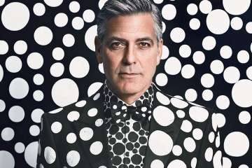 Shot@Quixote: George Clooney by Emma Summerton for W Magazine