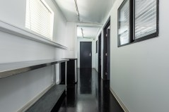 Hallway Facing Out