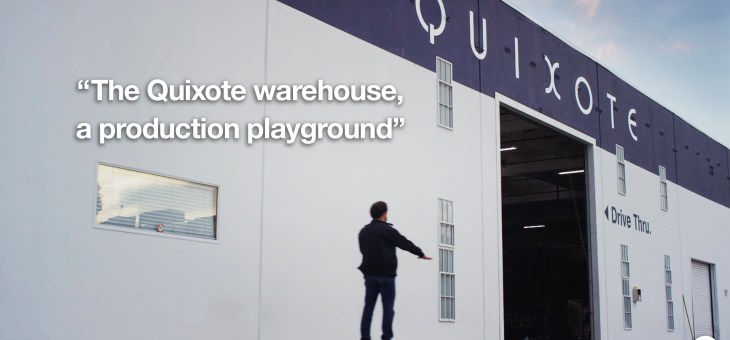Quixote Warehouse Promo