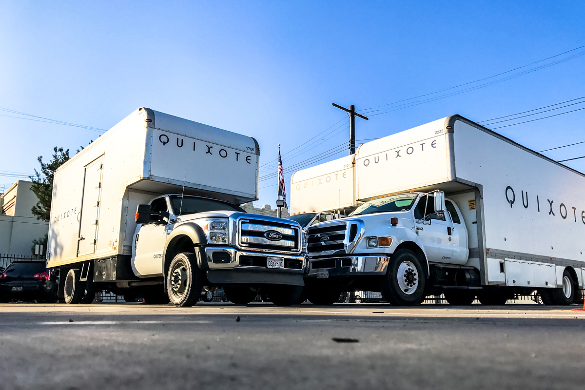 Quixote Studios | Trucks - Los Angeles
