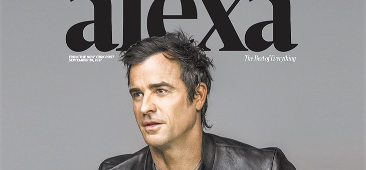 Shot at Quixote: Justin Theroux by Sheryl Nields for Alexa Magazine