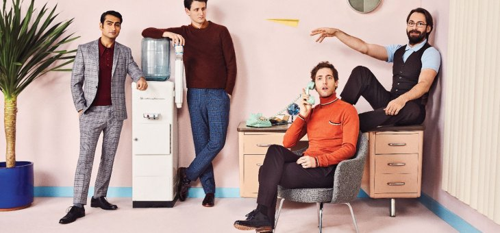 Shot at Quixote: The Cast of Silicon Valley by Sami Drasin for The Hollywood Reporter