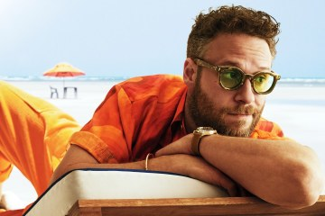 Seth Rogen by SEBASTIAN MADER for GQ