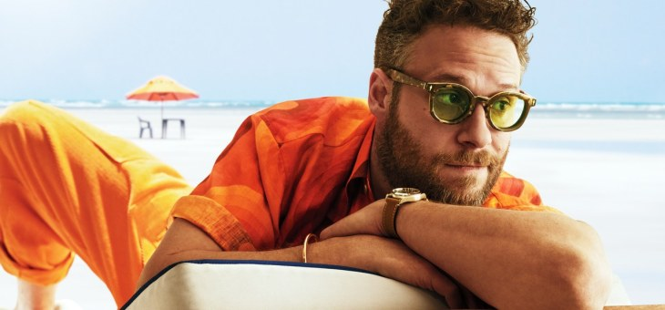Shot at Quixote: Seth Rogen by Sebastian Mader for GQ