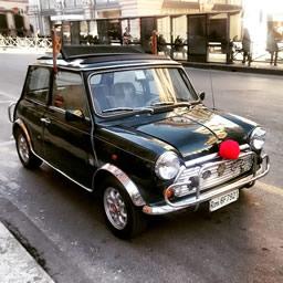 The best car in Rome