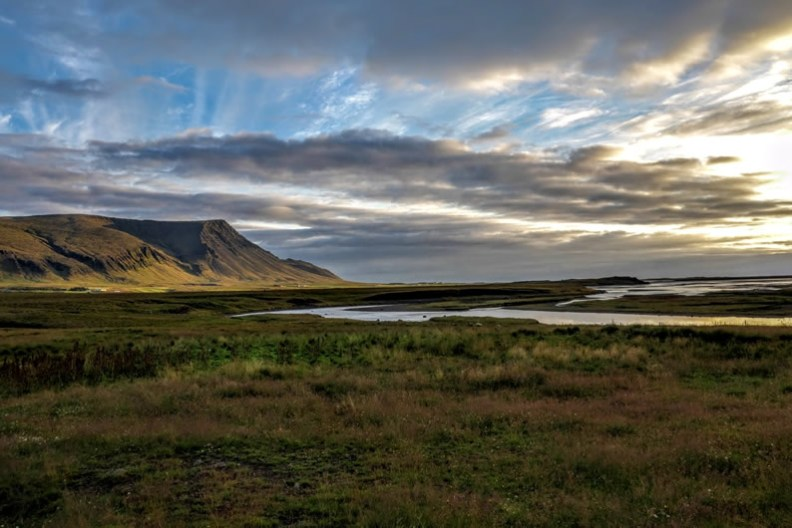 The road to Reykjavik