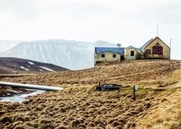 The road to Akureyri