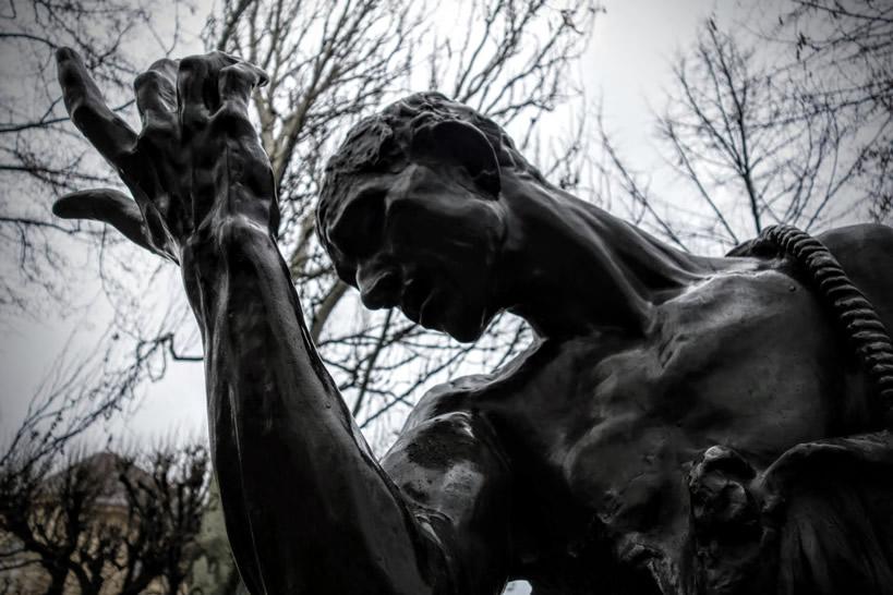 Rodin Museum Gardens