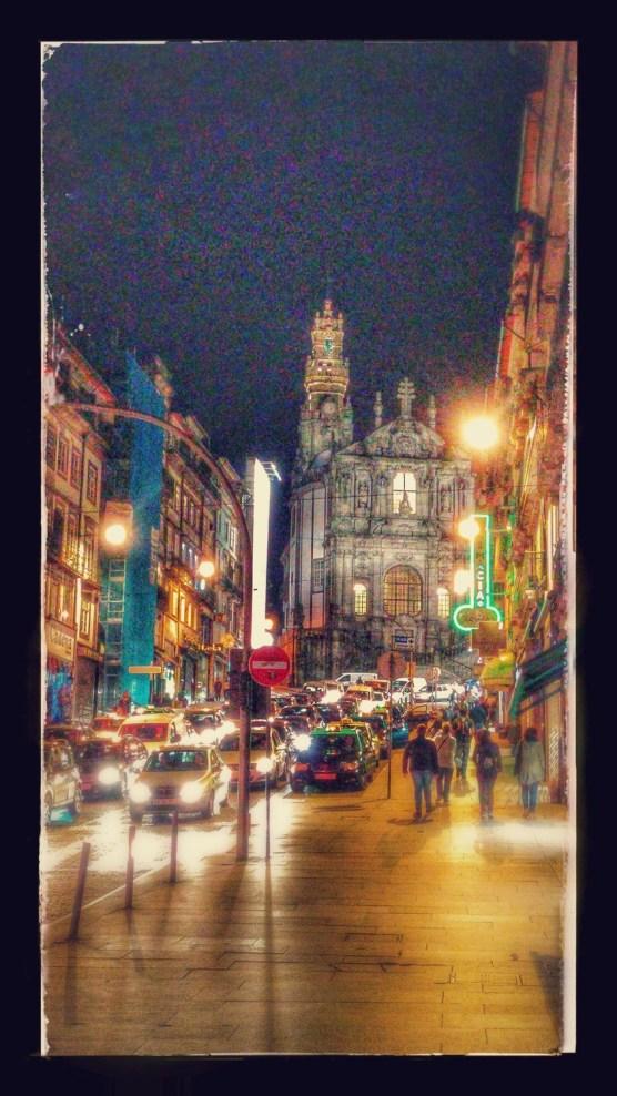 Porto at Night
