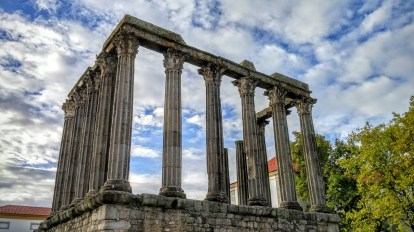 Temple of Diana, Evora