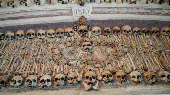 Chapel of Bones, Evora