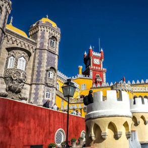 Palace at Sintra