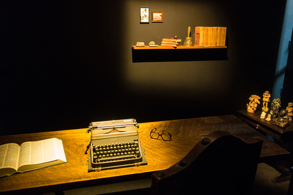 Saramago's Writing Studio
