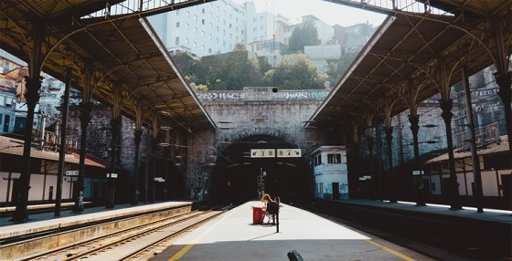 Sao Bento Train Station