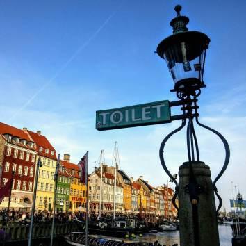 Nyhavn Public Toilet