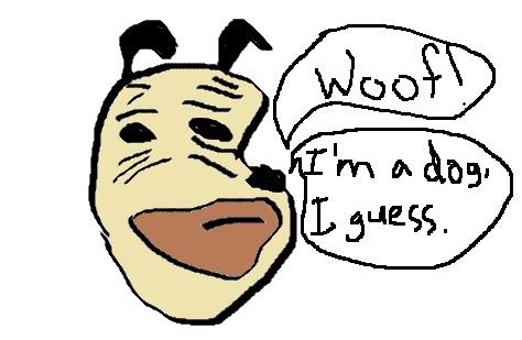 It's pug-esque?