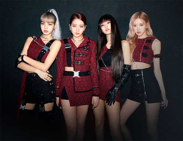 foto biodata member blackpink lengkap - photoshoot wallpaper promosi album kill this love