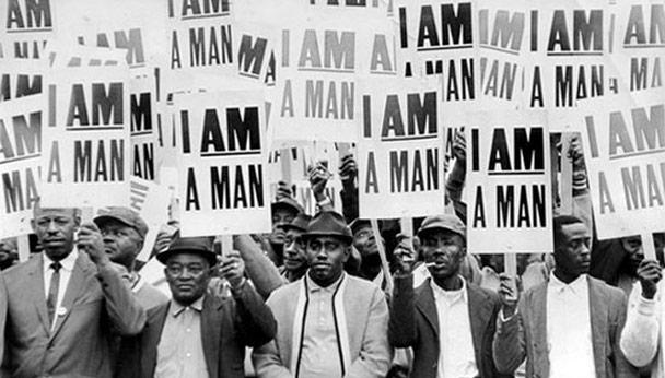 I'm a man - photo by Richard L. Copley