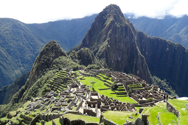 quizagogo - Machu Picchu is in which country?