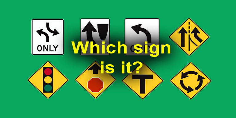 Quizagogo - which sign is it?