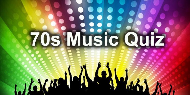 1970s music quiz from quizagogo