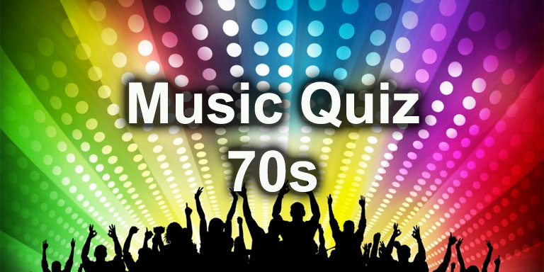 1970s Music Quiz at Quizagogo - Remember these songs?