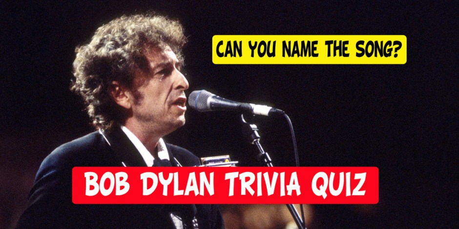 Bob Dylan Lyrics Quiz