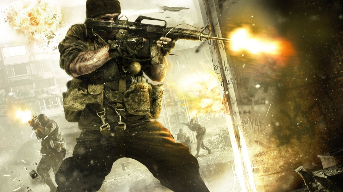 Call of Duty Cover Art