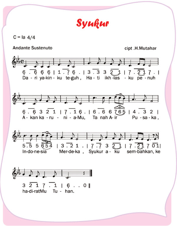 Contoh Lagu Tangga Nada Minor : contoh, tangga, minor, (TANGGA, MAYOR, MINOR), Quizizz