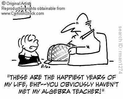 Writing Algebraic Expressions, Equations, and Exponents