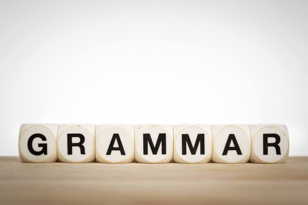 medium resolution of Introduction to 8th Grade Grammar concepts Quiz - Quizizz