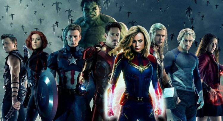 foto da cena do filme vingadores