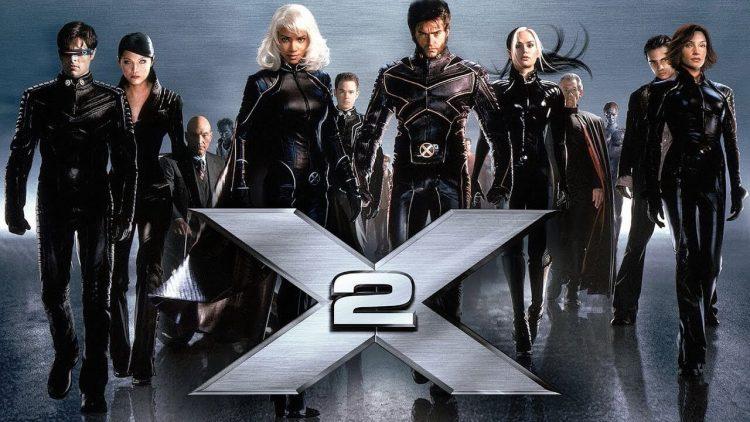foto da cena do filme X-men- 2