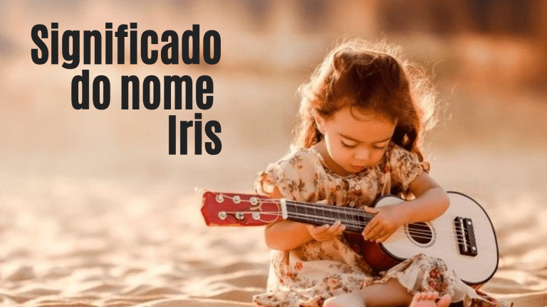 foto escrita significado do nome Iris
