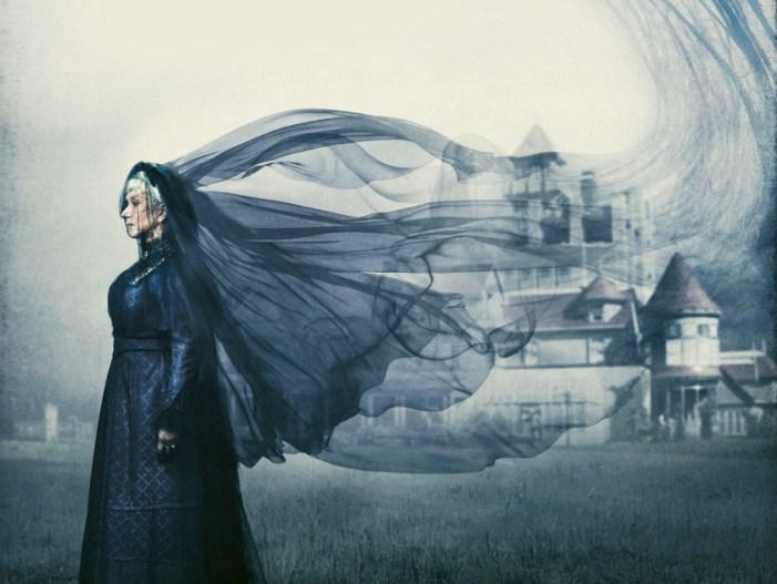 capa do filme a Maldição da Casa Winchester