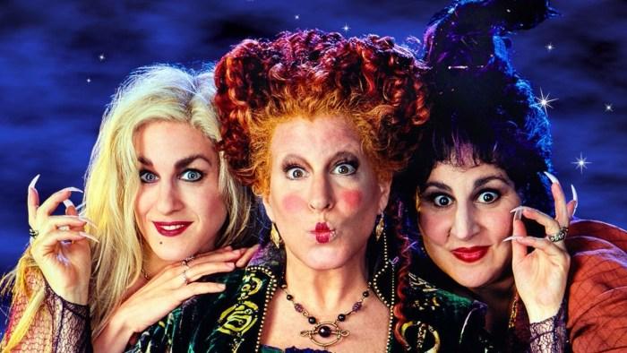 tres bruxas do filme abracadabra