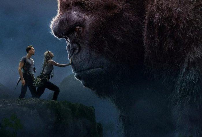 Filme Kong - a ilha da caveira - capa do filme
