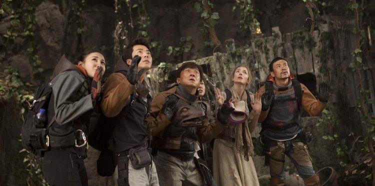 uma das cenas do filme operação zodíaco de Jackie Chan
