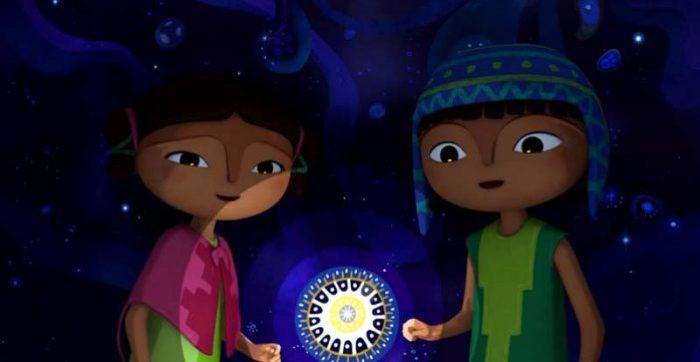 filme de animação netflix Pacchamama