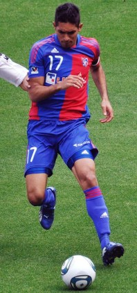 foto do jogador de futebol pedro júnior
